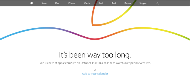 Apple Website